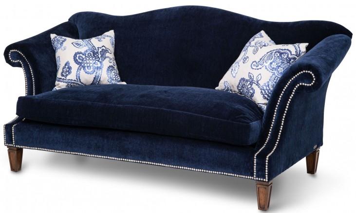 Studio Los Feliz Blue Grand Sofa