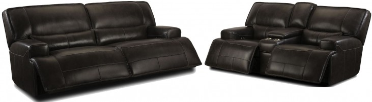 Denali Power Reclining Living Room Set