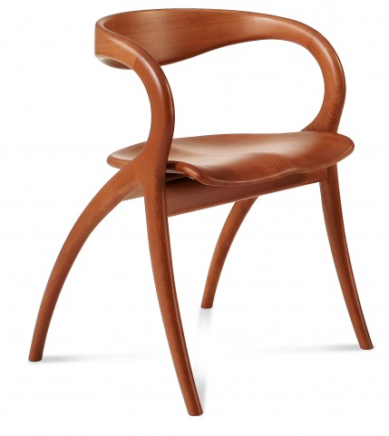 Star Light Cherry Dining Chair