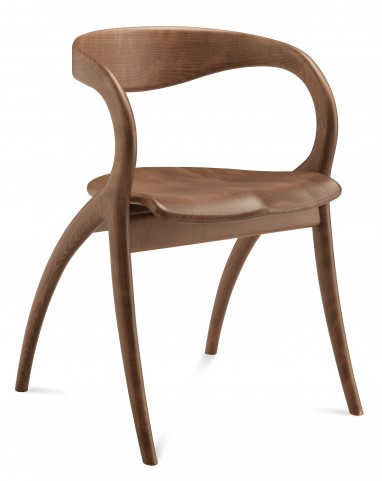 Star Walnut Chair