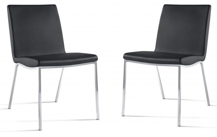 Stella Black Dining Chair Set of 2
