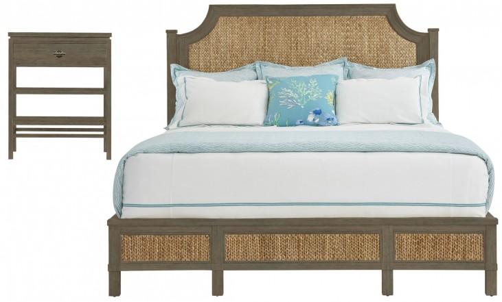 Coastal Living Resort Deck Water Meadow Bedroom Set