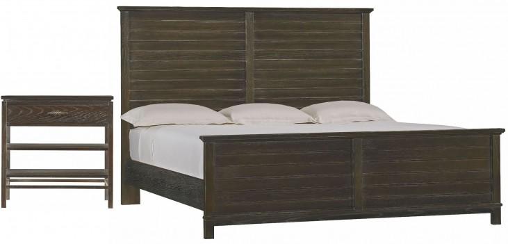 Coastal Living Resort Channel Marker Cape Comber Panel Bedroom Set