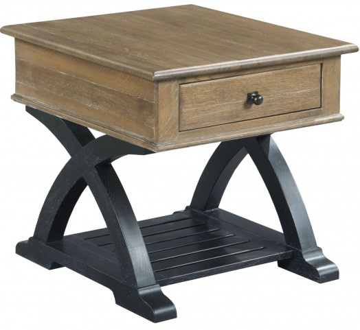 Stone Ridge Rectangular End Table