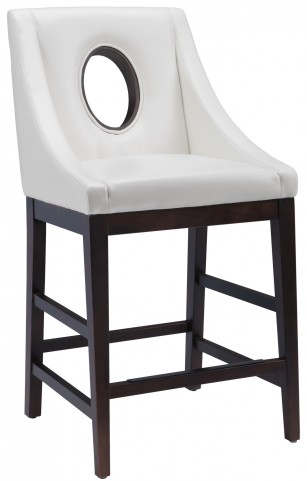 Studio Counter Stool in Ivory