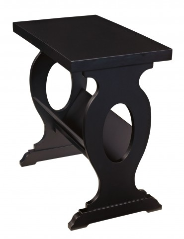 T017-591 Chair Side End Table