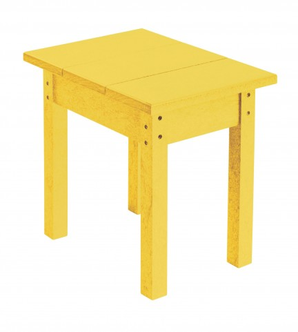 Generations Yellow Small Side Table