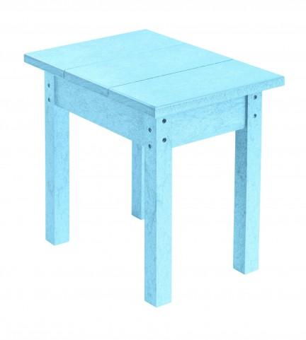 Generations Aqua Small Side Table
