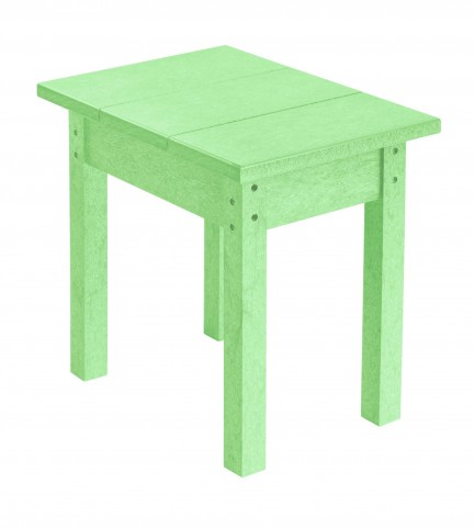 Generations Lime Green Small Side Table