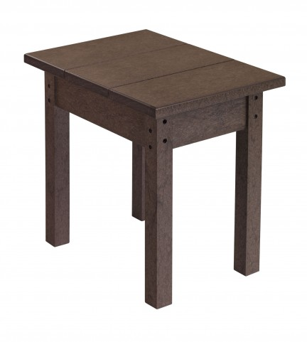 Generations Chocolate Small Side Table