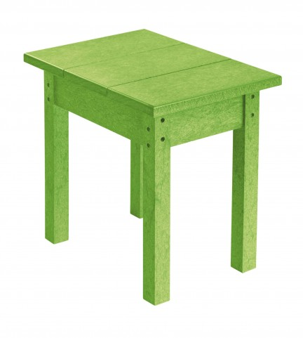 Generations Kiwi Lime Small Side Table