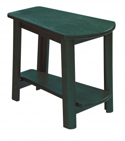 Generations Green Tapered Accent Table