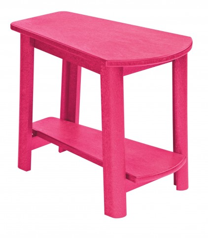 Generations Fuschia Tapered Accent Table