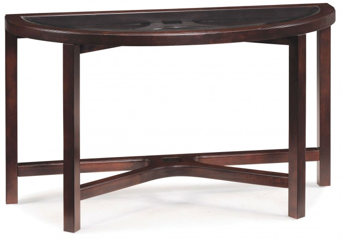 Juniper Demilune Sofa Table