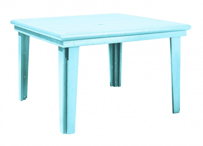 "Generations Aqua 46"" Square Dining Table"