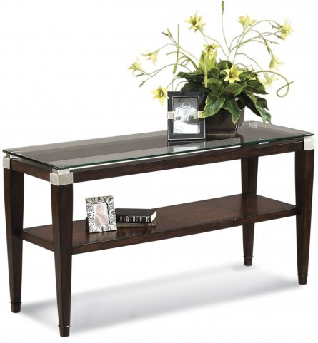 Dunhill Cappuccino Console Table