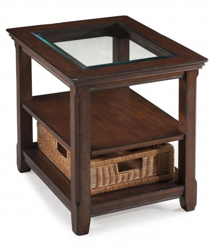 Tanner Rectangular End Table