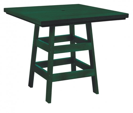 "Generation Green 42"" Square Pub Table"