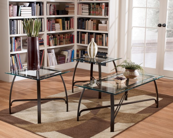 Liddy 3-in-1 Pack Occasional Table Set