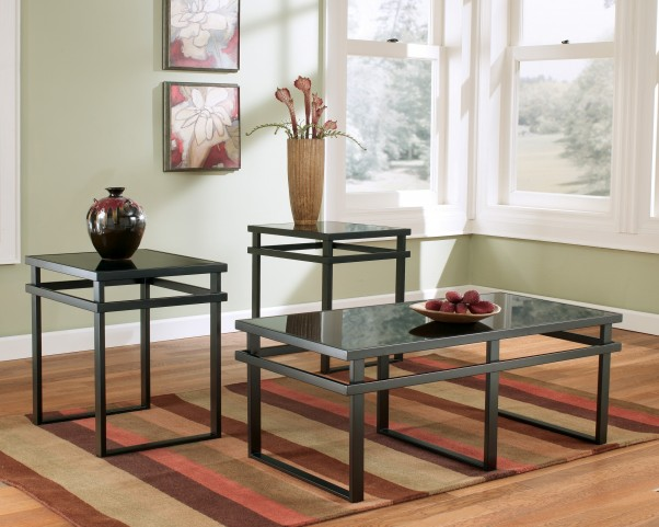 Laney 3-in-1 Pack Occasional Table Set