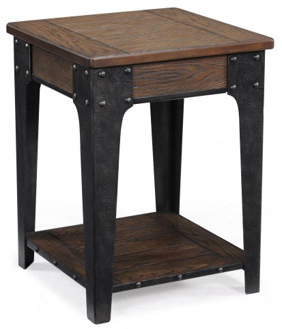 Lakehurst Square Accent Table