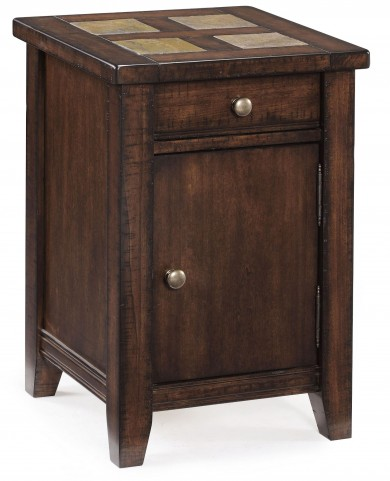 Allister Square Accent Table