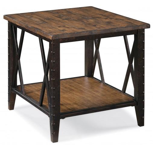 Fleming Rectangular End Table