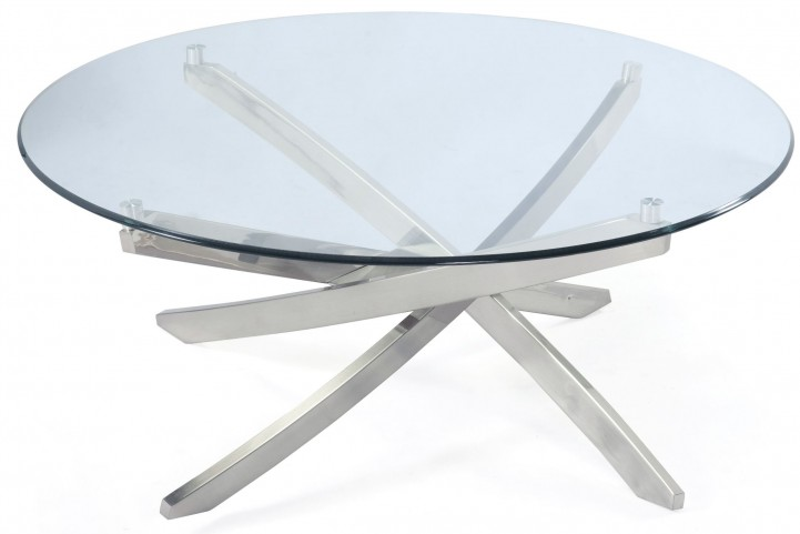 Zila Round Cocktail Table