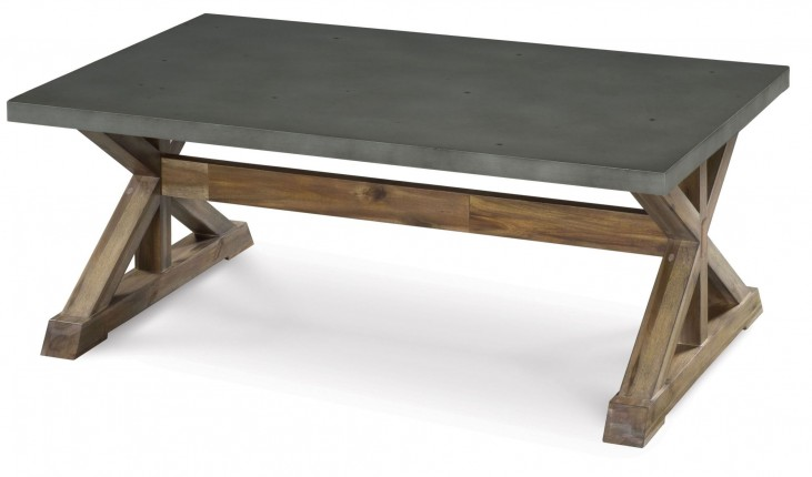 Lybrook Rectangular Cocktail Table