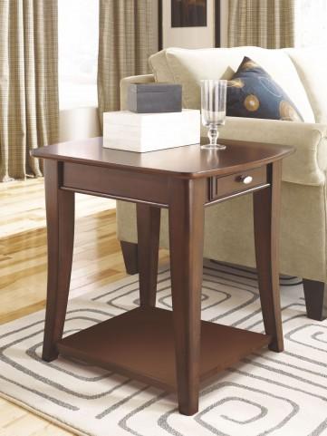 Enclave Sabal Rectangular End Table