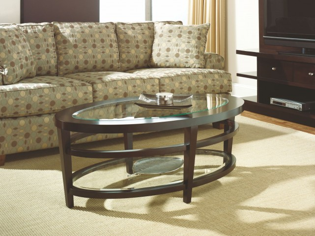 Urbana Oval Occasional Table Set