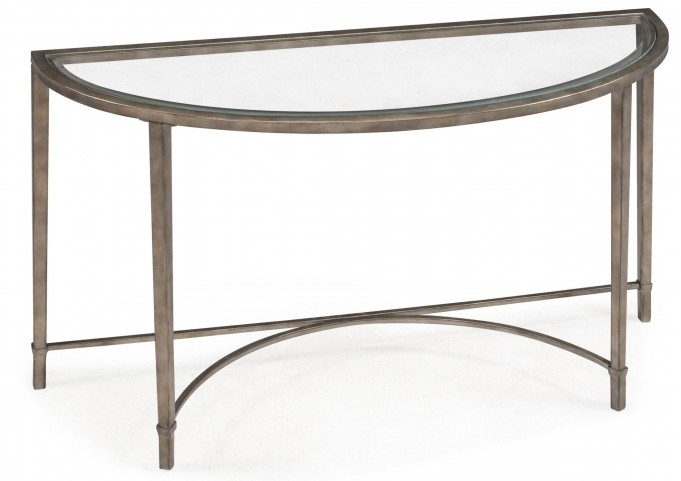 Copia Demilune Sofa Table