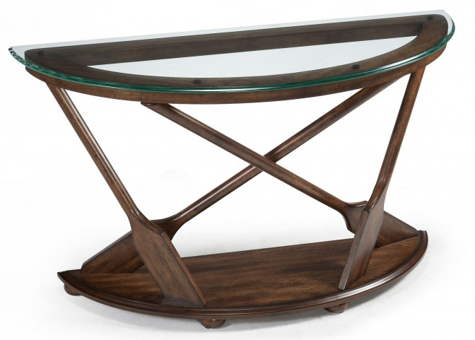 Beaufort Demilune Sofa Table