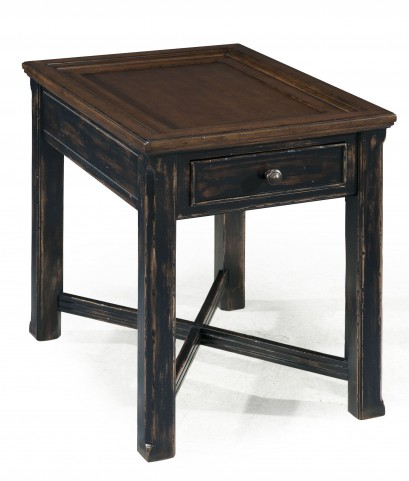 Clanton Rectangular End Table