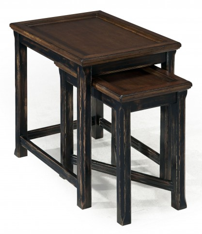 Clanton Bunching End Table