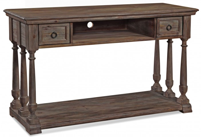 Pemberton Smoke Barnside Entertainment Console
