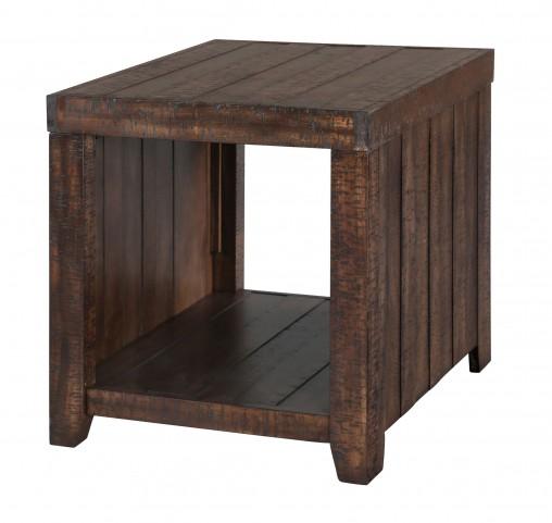 Caitlyn Rectangular End Table