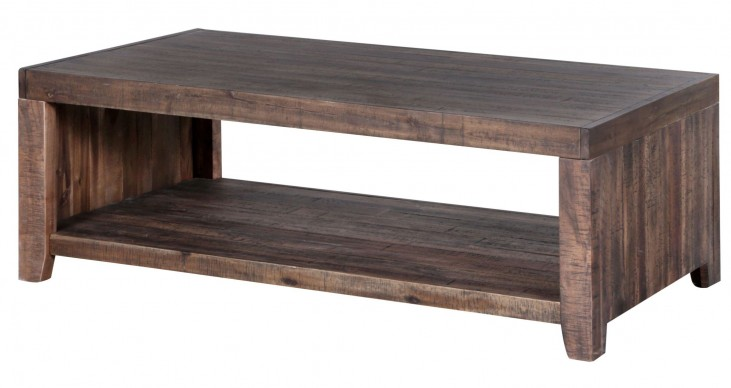 Caitlyn Rectangular Casters Cocktail Table