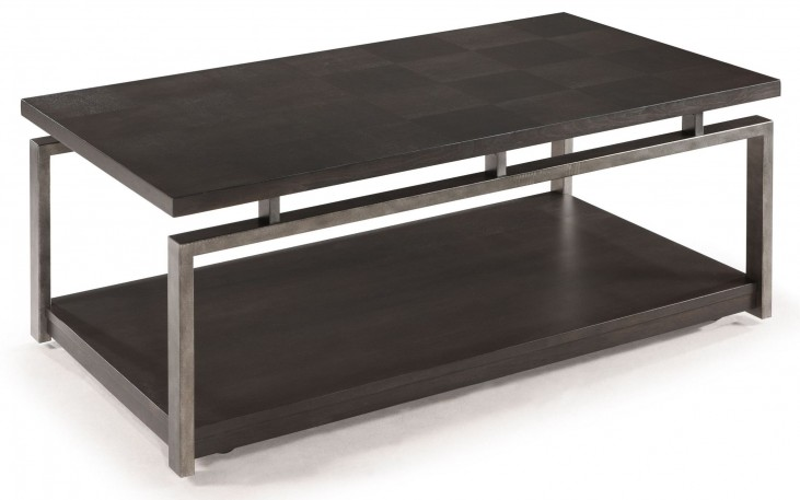 Alton Rectangular Casters Cocktail Table