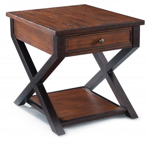 Lucerne Rectangular End Table
