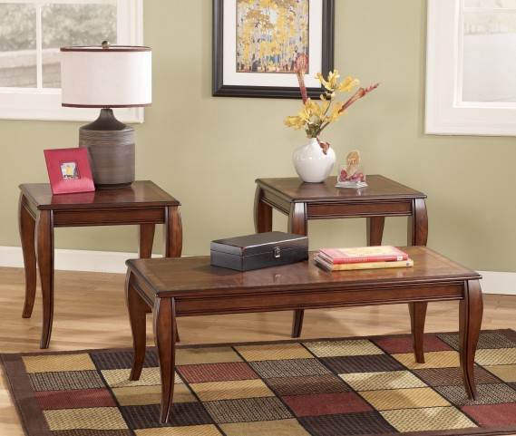 Mattie 3 in 1 Occasional Table Set