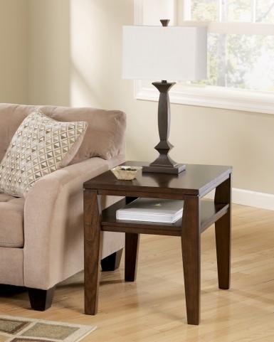 Deagan Rectangular End Table