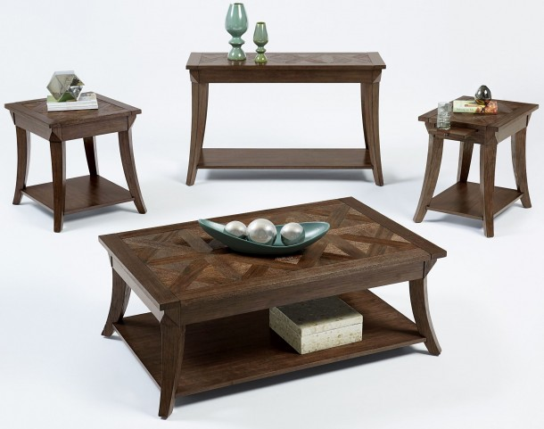 Appeal l Dark Poplar Occasional Table Set