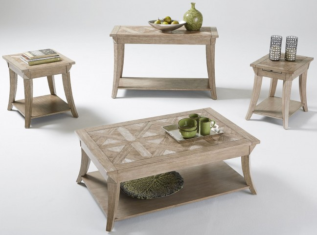 Appeal ll Dark Poplar Occasional Table Set