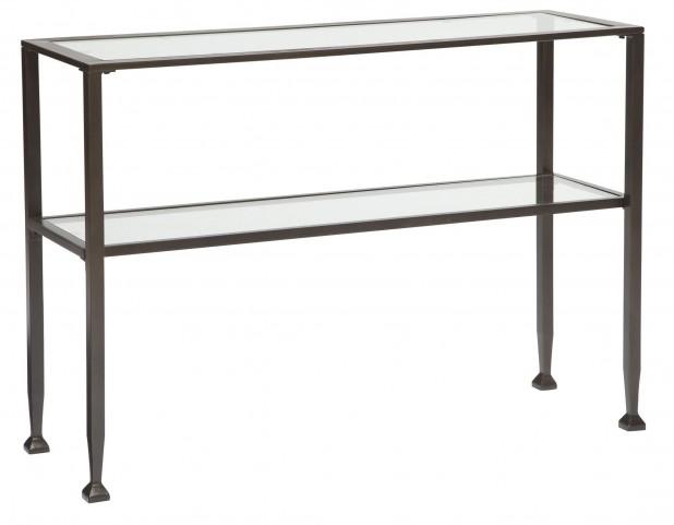 Tivion Blacks Sofa Table