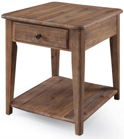 Baytowne Barley Rectangular End Table