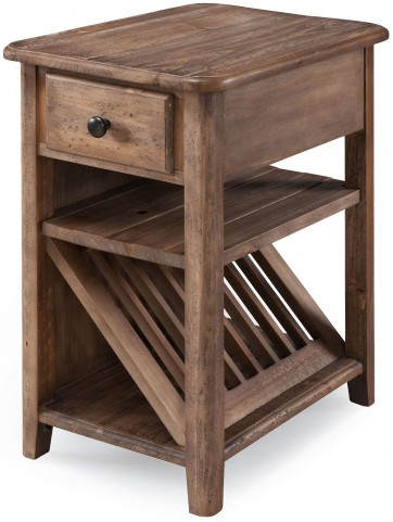 Baytowne Barley Chairside End Table