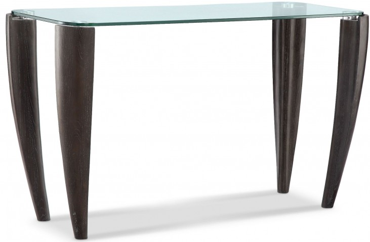 Ebony Midnight Rectangular Sofa Table