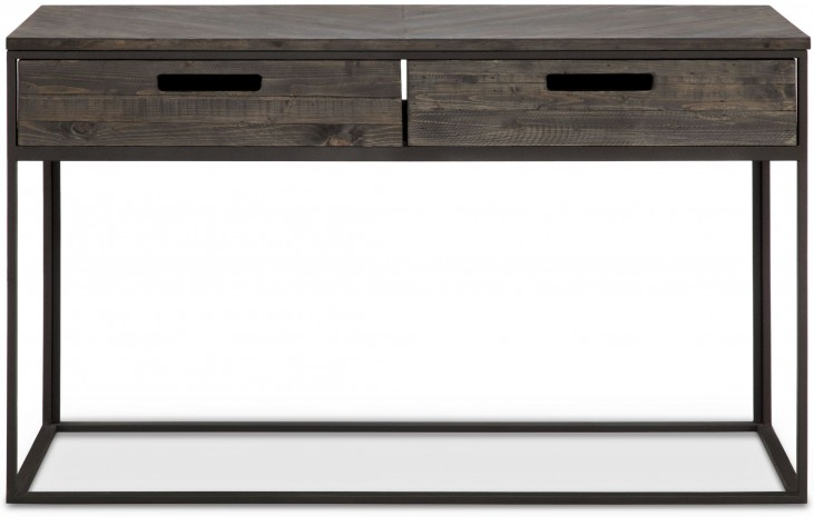Claremont Weathered Charcoal Rectangular Sofa Table