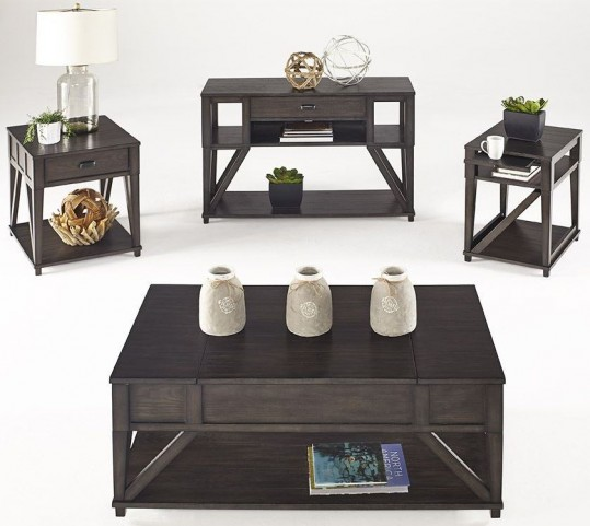 Consort Midnight Occasional Table Set